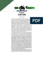 Platon - Criton.doc