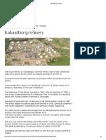 Kalundborg Refinery
