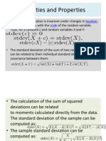 Maths formula for standard deviation