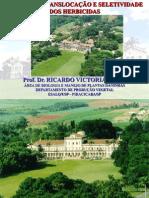 2013Absorcao e Translocacao Dos Herbicidas Nas Plantas e Seletividade 2013