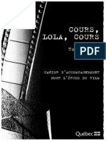 Cours Lola Cours CAHIER