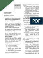 Ley de Proteccion al Denunciante (Ley 29542)