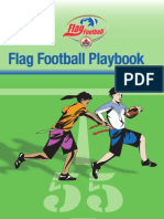 Flag Football Playbook 1