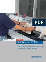 Stitchmaster ST 100