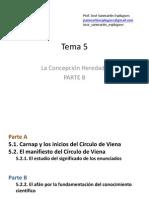 Tema 5. La Concepcixn Heredada. Parte B.