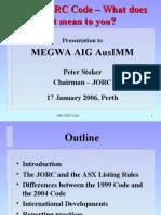 2006 Presentation