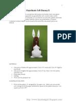 Hazelnuts Bunny Tutorial A4