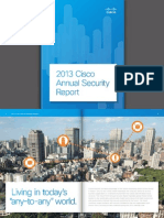 Cisco security Report