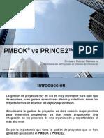 Presentacion PMBOK vs PRINCE2