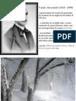 10. Iarna de Vasile Alecsandri