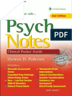 Psych Notes - Clinical Pocket Guide 2nd Ed