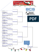 BCS BSRA Club Champs 2013 Draws