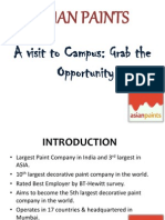 Asian Paints Complete Overview