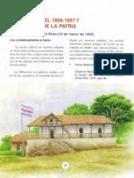 Material  Campaña de 1856