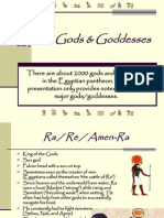 egyptian gods  goddesses modified by vkelly 2013