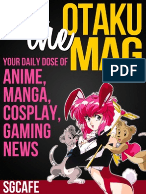 Gcafe Anime News For Otaku 2013 Issue Leisure Images, Photos, Reviews