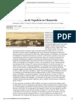 Huellas de Napoleón en Chamartín _ Edición impresa _ EL PAÍS