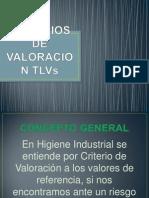 Diapos Criterios de Valoracion Tlvs