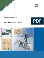 SSP448 Wheel Alignment - Basics