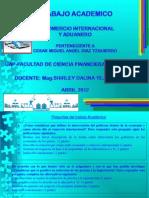t.academico Comerc Int y Aduanero