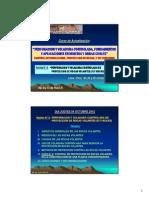 Sesión 3 - PERFORACION Y VOLADURA CONTROLADA DE PROYECCION DE ROCAS VOLANTES (04-Oct-12)