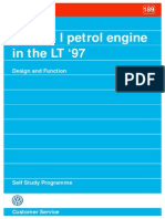 SSP189 the 2.3l Petrol Engine in the LT '97