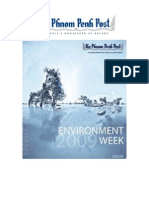 Phnom Penh Post Supplement_Environment Week 2009