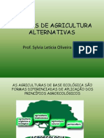 2. Escolas de Agricultura Alternativas