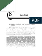 CAPITOLUL 8 CONCLUZII
