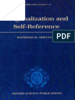 Raymond Smullyan, Diagonalization and Self-Reference