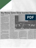 Money Game show