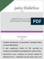 Seminário - Nefropatia Diabética