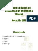 3-2 Conceptos Basicos de POO - Notacion UML