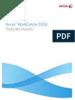 Xerox WorkCentre 3550 - Guia de Usuario