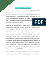 Ángelo Zuñiga La Calzada de Los muertos y sus piramides