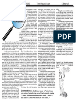 Playwickian Editorial First Amendment 11202013