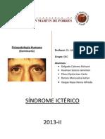 SINDROME ICTERICO 2