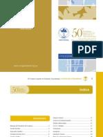 Programa Preliminar 50 Congreso AAOT