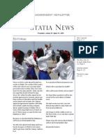 Statia News No. 10