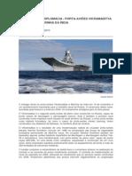 Toneladas de Diplomacia - India - Marinha