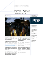 Statia News No. 11