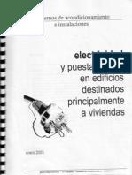 Curso Electricidad Viviendas