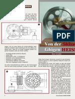 Von Der Skizze Zum Fuedunktionsfaehigen Heissluftmotor