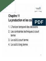 Cours Production