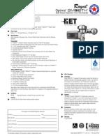Fluxómetro de baterías, Royal 111-1.28.pdf