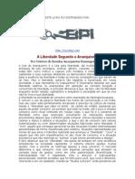 182785454 a Liberdade Segundo o Anarquismo Coletivo de Estudos Anarquistas Domingos Passos BPI