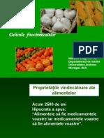 Substantele Fitochimice Sunt Uimitoare Substante Fitochimice Sau Compusi Chimici de Lupta Din Deliciile Fitochimicalelor Dr. Winston Craig Departament de Nutritie