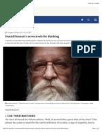 Dennett pdf daniel