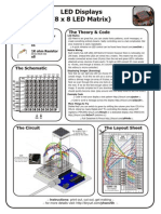 8x8 Led Guide