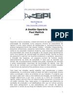 182785436 a Gestao Operaria Paul Mattick BPI